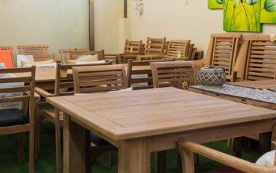 Ven a descubrir las tendencias en muebles de jardín
