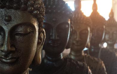 Novedades en figuras de Buda