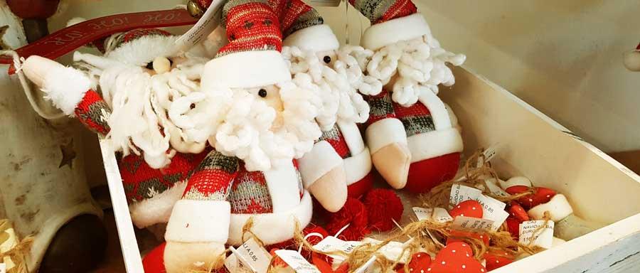 Ya llega la navidad a la tienda Edèn