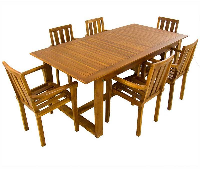 Especialistas en mobiliario de madera teca